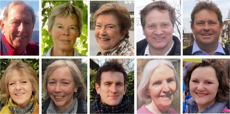 Candidates 2019