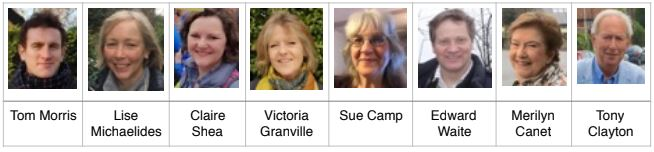 Lib Dem's successful candidates in Sevenoaks Town elections