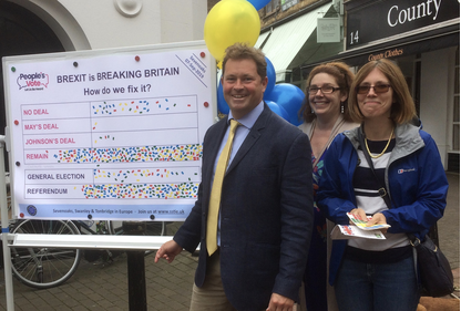 Bank St Brexitometer October 2019