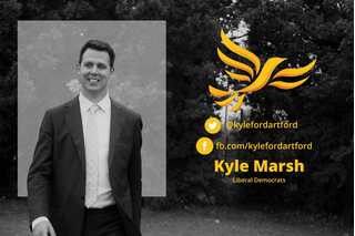 PPC for Dartford, Kyle Marsh
