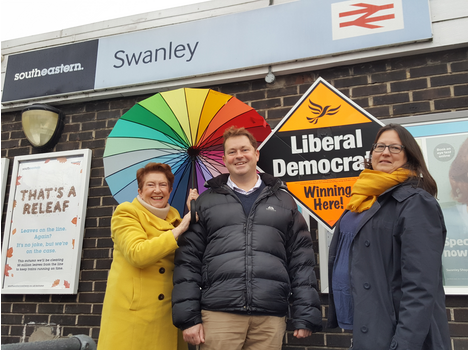 Gareth Swanley Station