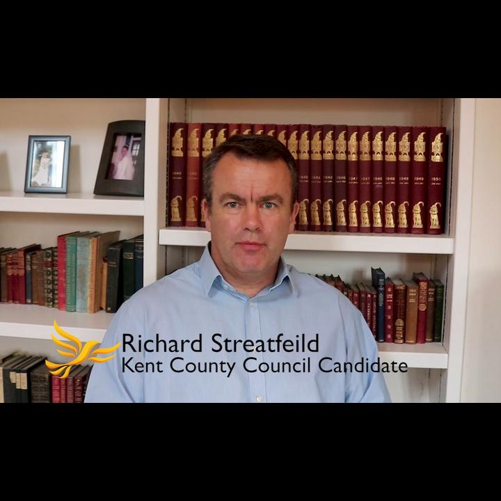 Richard Streatfeild's introductory video still