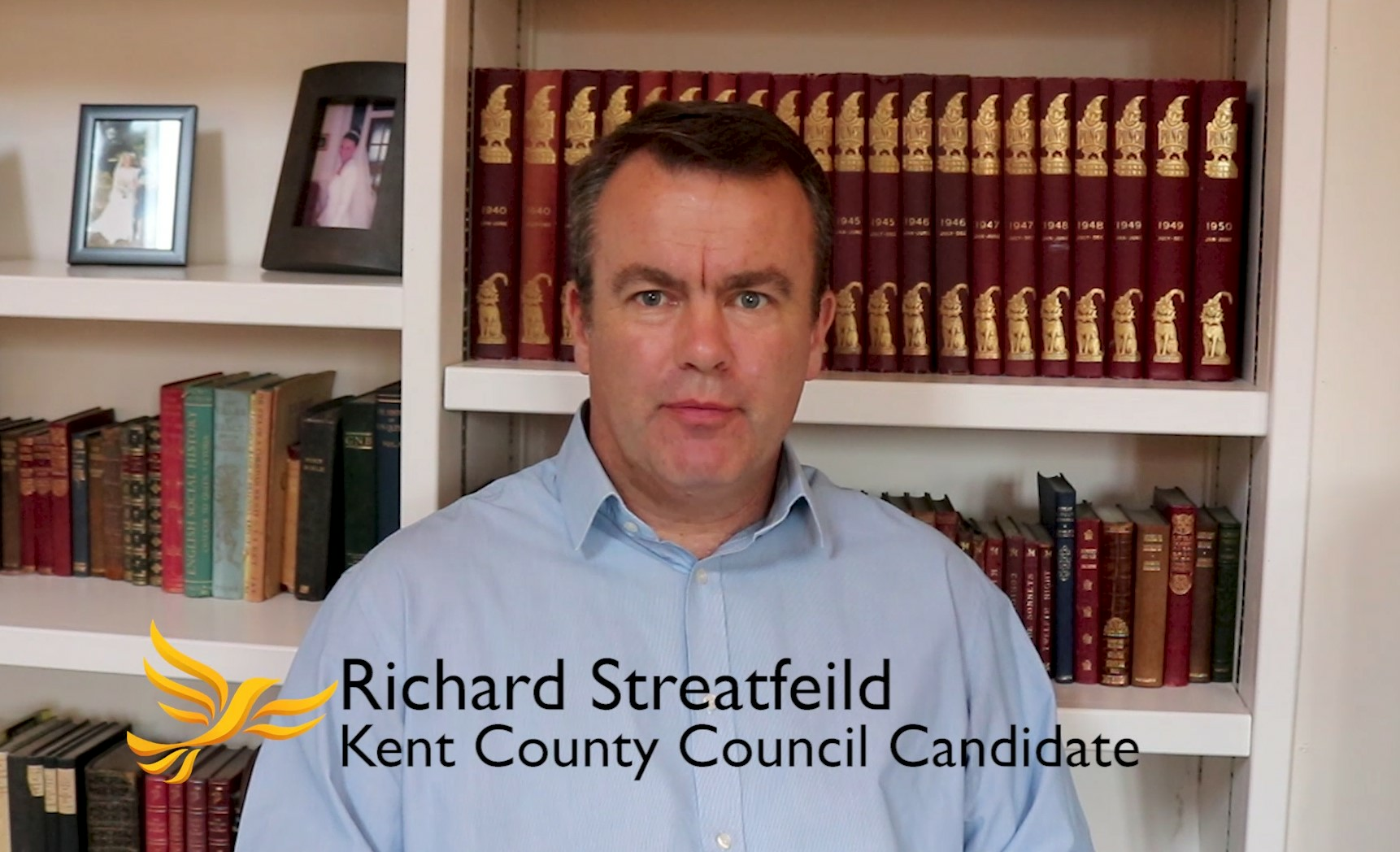 Richard Streatfeild's introductory video still