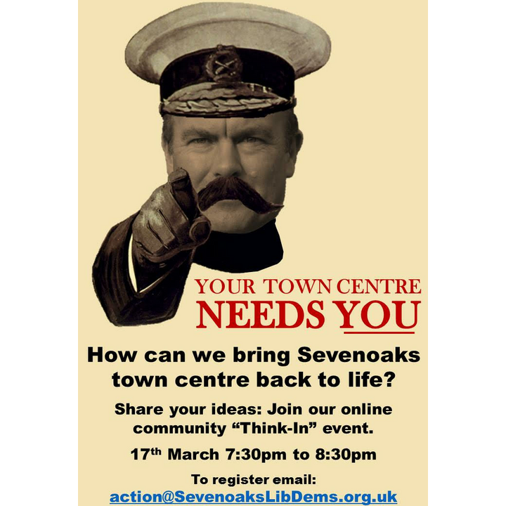 Your Town Centre Needs YOU ()