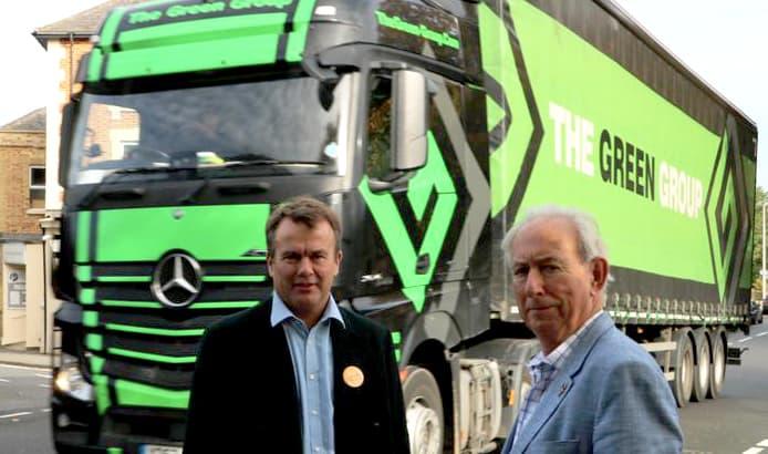 Lorries in Central Sevenoaks (Sevenoaks Lib Dems)